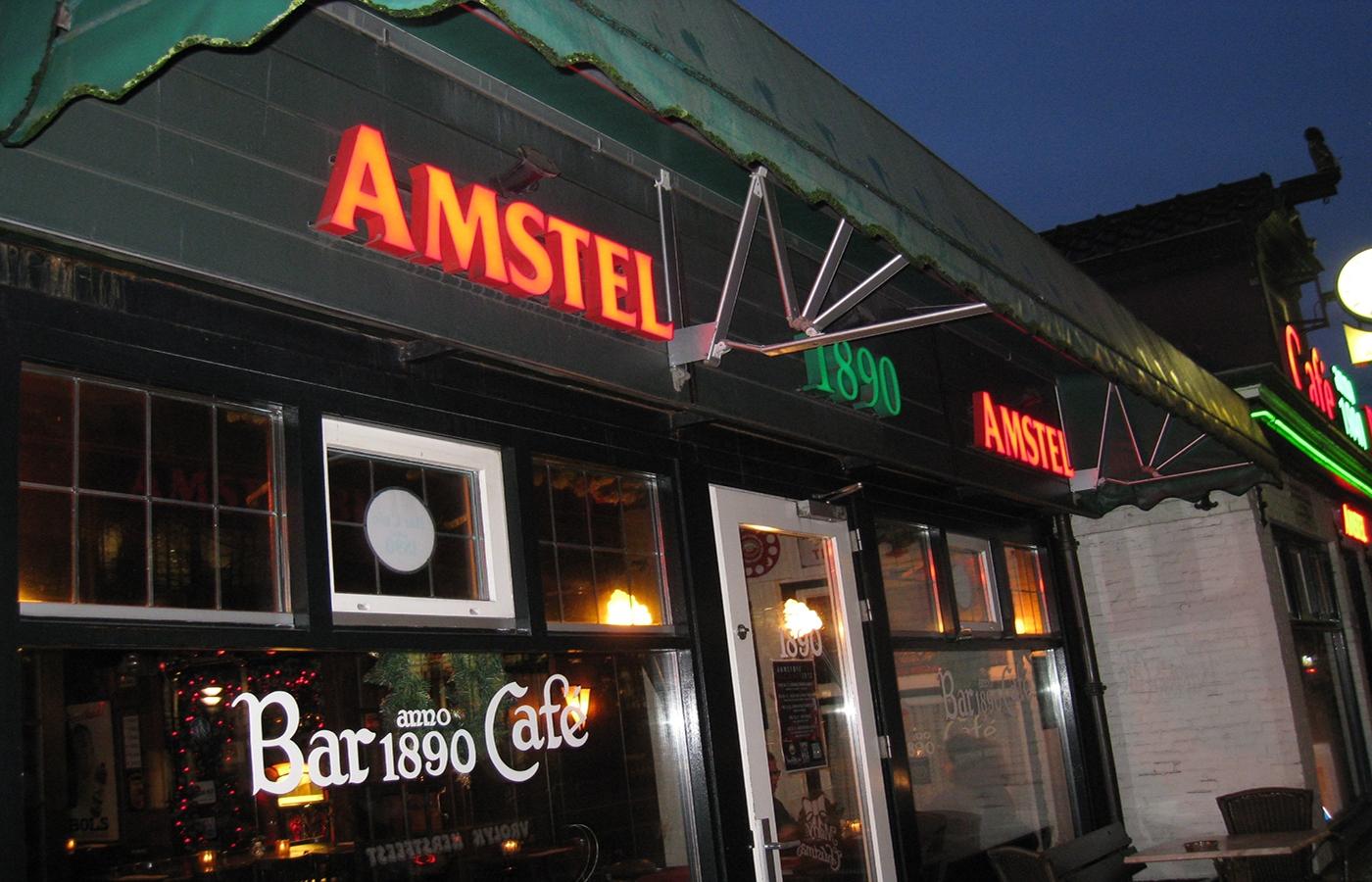 Bar Cafe ANNO 1890