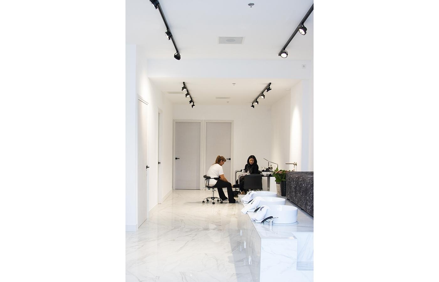 LEDSign project: Bella Beauthy studio