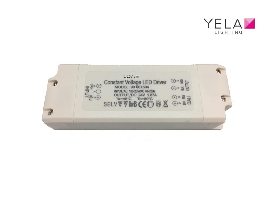 LEDSign Driver 0-10V dimbaar IP40