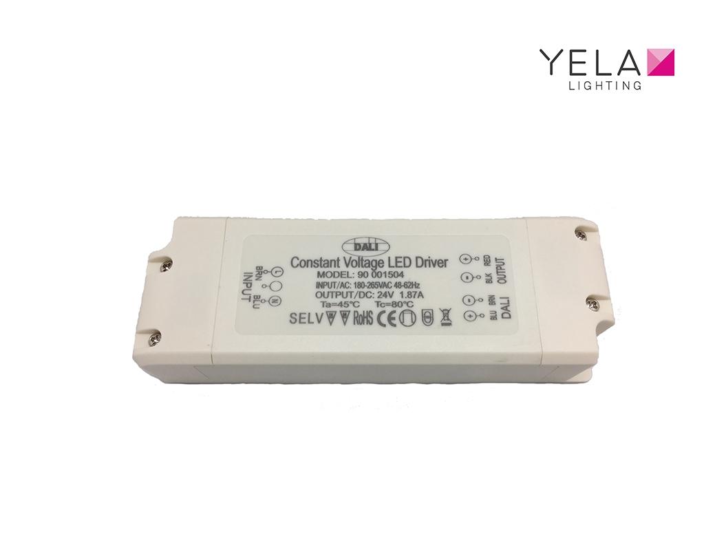 LEDSign Driver DALI dimbaar IP40