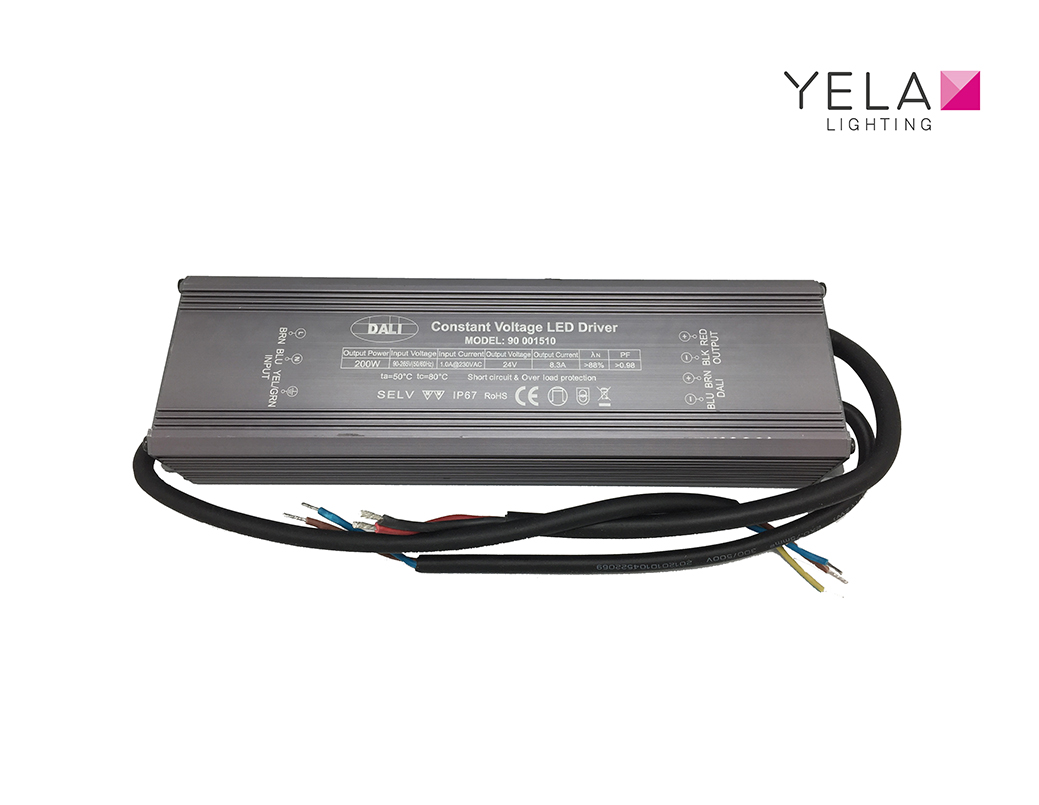 LEDSign Driver DALI dimbaar IP67