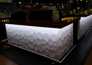LEDSign project: Fulcotheater
