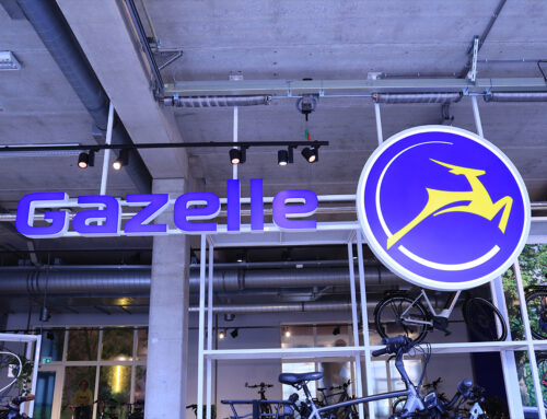 Gazelle E-Bike experience center