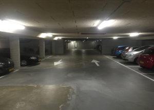 LEDSign project: Park Krayenhoff