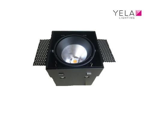 LEDSign Trimless Kardan AR70-enkel