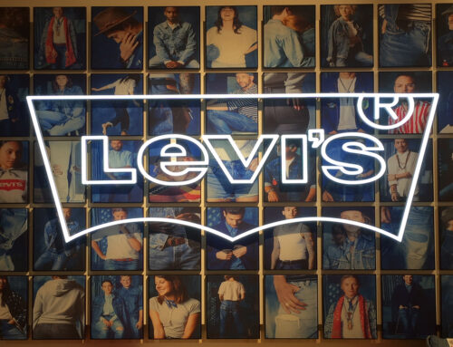 Levi's signing