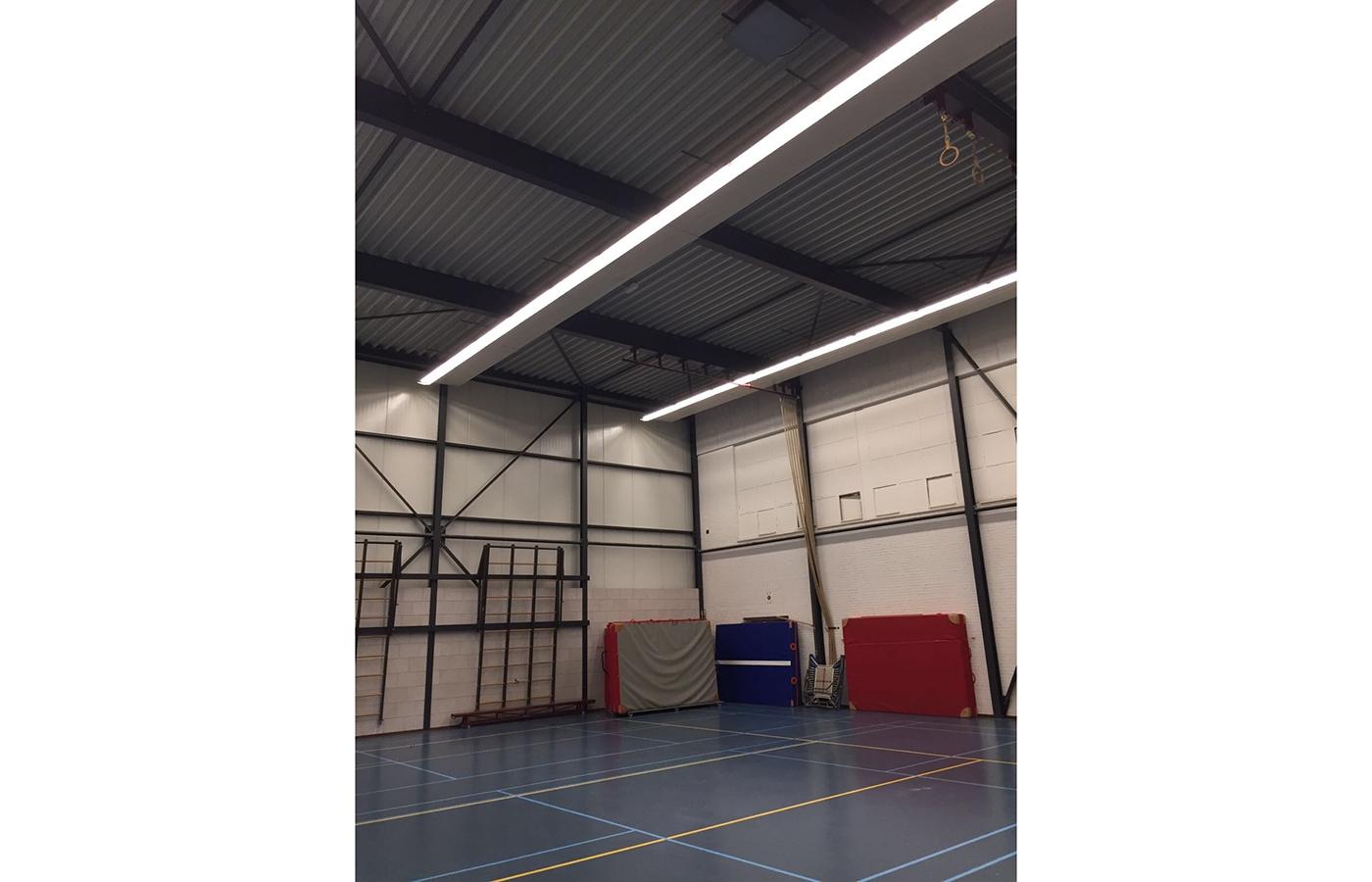 LEDSign project: Lindobeach