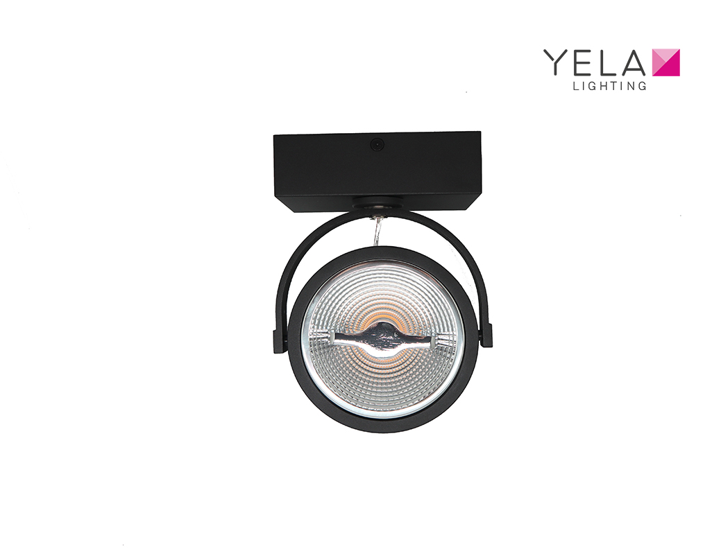 LEDSign opbouw Kardan AR111 - 1x