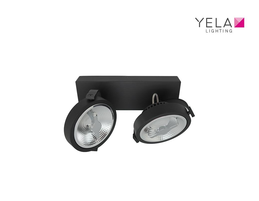 LEDSign opbouw Kardan AR111 - 2x