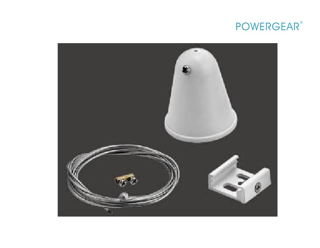 LEDSign Ophangkit 3mm
