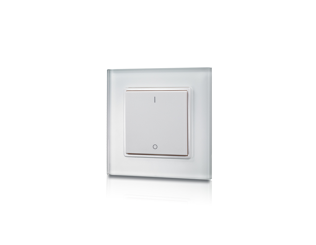 LEDSign RF easy 1 zone opbouw pushdimmer (vierkant)