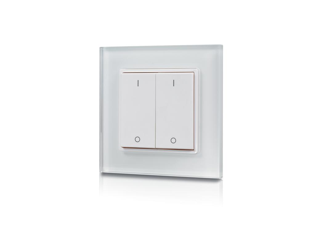 LEDSign RF easy 2 zone opbouw pushdimmer