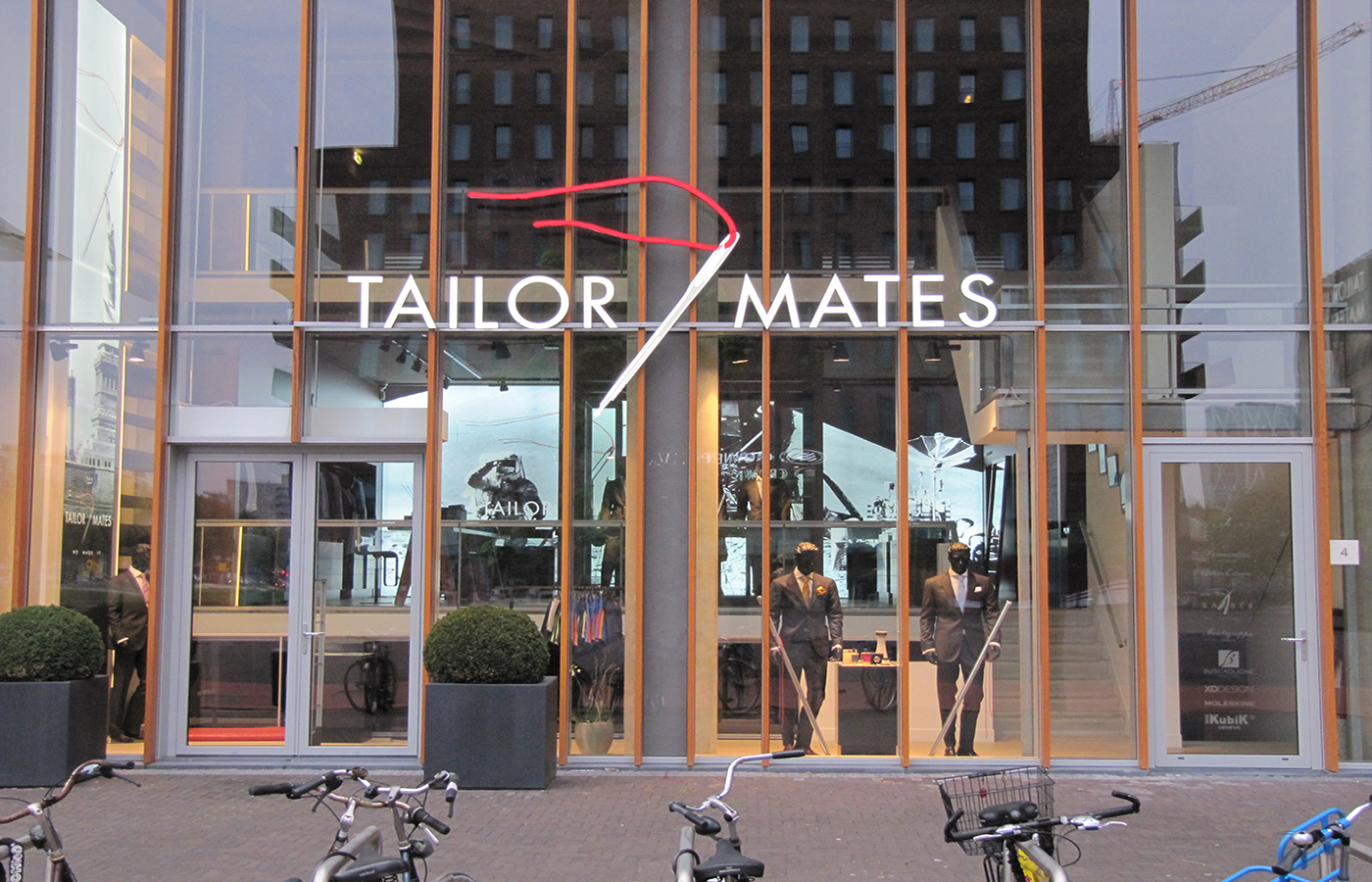 LEDSign project: Tailor Mates