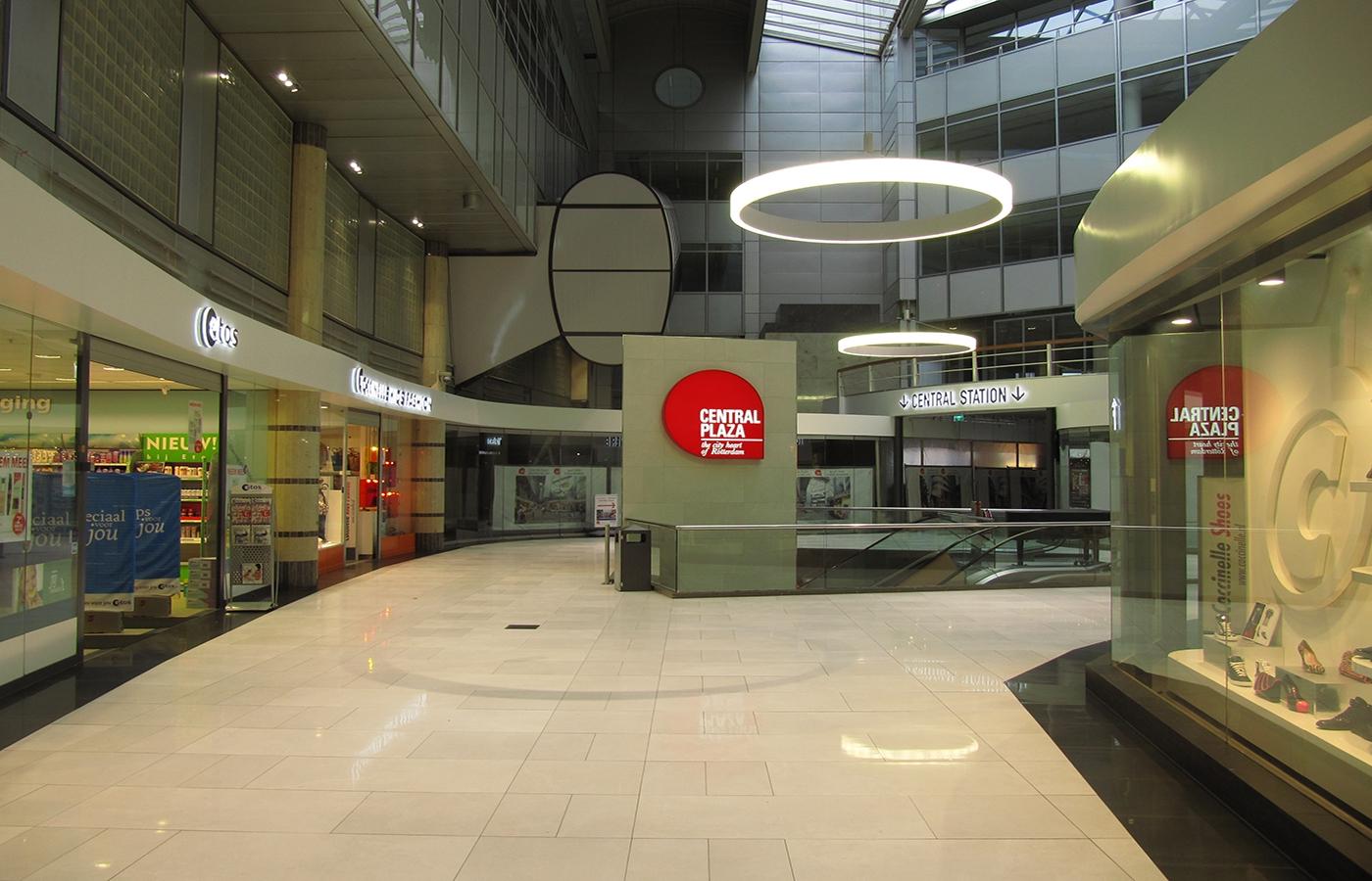 WENA toren winkelcentrum