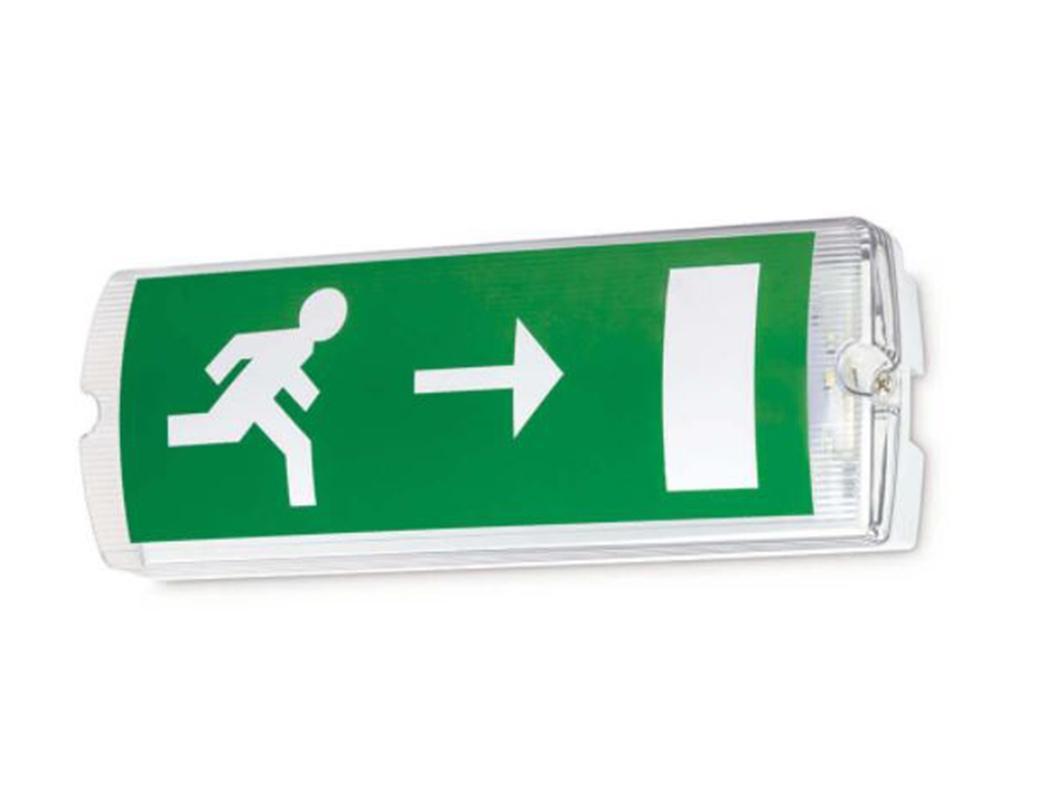 LEDSign EXIT sign NOOD01