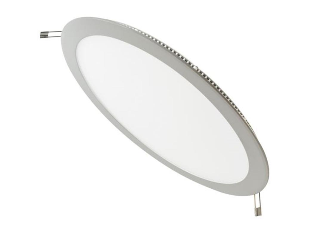 LEDSign Rond Paneel (Slim)